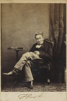 Thomas Erskine, by Unknown photographer - NPG Ax139528