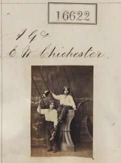 Alan George Chichester; Ernest William Chichester, by Camille Silvy - NPG Ax64525