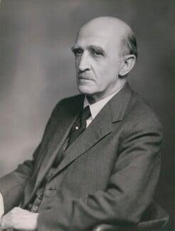 Sir (Charles) Hilary Jenkinson, by Navana Vandyk - NPG x194017