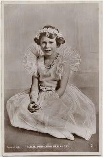 Queen Elizabeth II, by Bassano Ltd - NPG x193602