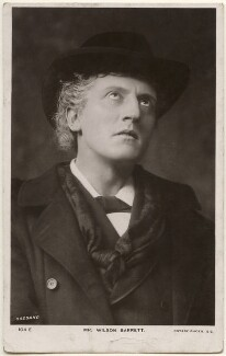 Wilson Barrett (William Henry Barrett), by Bassano Ltd, published by  Rotary Photographic Co Ltd - NPG x193621