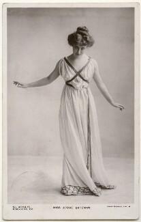 Jessie Bateman, by Bassano Ltd, published by  Misch & Co ('M. & Co.') - NPG x193622