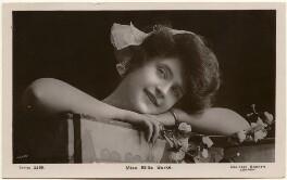 Billie Burke, by Bassano Ltd, published by  Davidson Brothers - NPG x193650