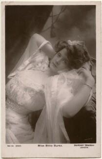 Billie Burke, by Bassano Ltd, published by  Davidson Brothers - NPG x193651