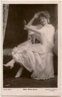 Billie Burke, by Bassano Ltd, published by  Davidson Brothers - NPG x193653
