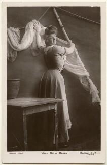 Billie Burke, by Bassano Ltd, published by  Davidson Brothers - NPG x193655