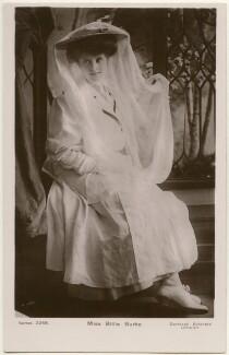 Billie Burke, by Bassano Ltd, published by  Davidson Brothers - NPG x193657
