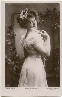 Billie Burke, by Bassano Ltd, published by  Davidson Brothers - NPG x193658