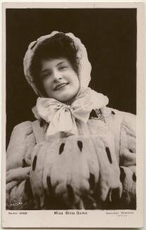 Billie Burke, by Bassano Ltd, published by  Davidson Brothers - NPG x193660