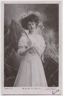 Billie Burke, by Bassano Ltd, published by  Davidson Brothers - NPG x193664