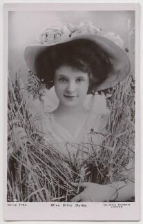 Billie Burke, by Bassano Ltd, published by  Davidson Brothers - NPG x193665