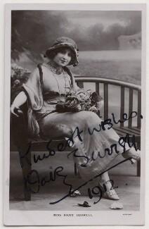 Daisy Burrell, by Bassano Ltd - NPG x193672