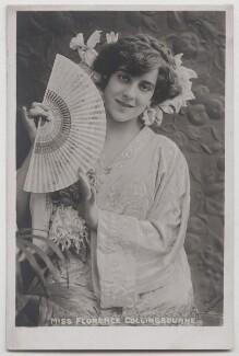 Florence Eliza Collingbourne, by Bassano Ltd, published by  Raphael Tuck & Sons - NPG x193687