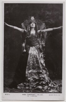 Constance Collier as Cleopatra in 'Antony and Cleopatra', by Bassano Ltd, published by  Rotary Photographic Co Ltd - NPG x193690