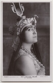 Constance Collier as Cleopatra in 'Antony and Cleopatra', by Foulsham & Banfield, published by  Rotary Photographic Co Ltd - NPG x193691