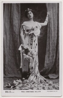 Constance Collier, by Bassano Ltd, published by  Misch & Co ('M. & Co.') - NPG x193694