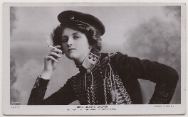 Dame Gladys Cooper as Eva in 'The Girls of Gottenberg', by Bassano Ltd, published by  Rotary Photographic Co Ltd - NPG x193697
