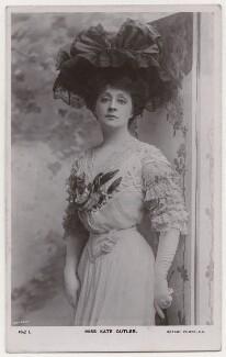 Kate Cutler (Mrs Sydney Ellison), by Bassano Ltd - NPG x193711