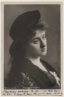 Winifred Emery, by Bassano Ltd, published by  Rotary Photographic Co Ltd - NPG x193815