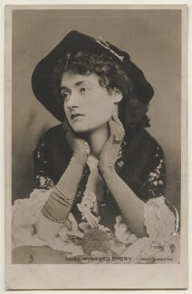 Winifred Emery, by Bassano Ltd, published by  Raphael Tuck & Sons - NPG x193816