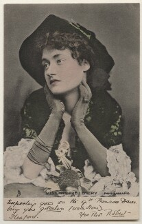 Winifred Emery, by Bassano Ltd, published by  Raphael Tuck & Sons - NPG x193817