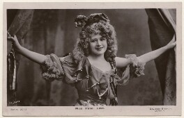 Mabel Love, by Bassano Ltd, published by  Rotary Photographic Co Ltd - NPG x193897