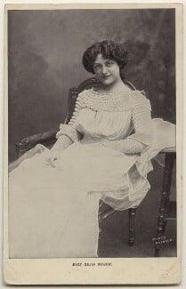 Delia Mason, by Bassano Ltd - NPG x193903
