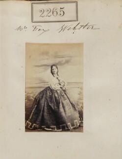 Louisa Frances Alice Coupland (née Calder), by Camille Silvy - NPG Ax51653