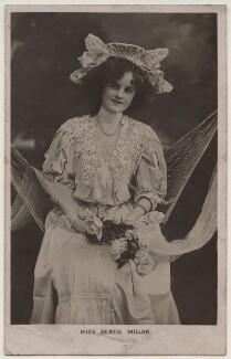 Gertie Millar, by Bassano Ltd - NPG x193952