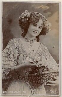 Gertie Millar, by Bassano Ltd - NPG x193953
