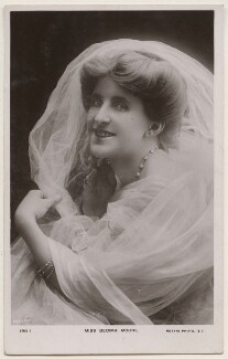 (Lilian) Decima Moore, by Bassano Ltd, published by  Rotary Photographic Co Ltd - NPG x193959