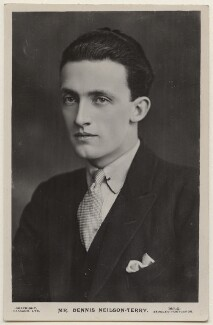 Dennis Neilson-Terry, by Bassano Ltd, published by  J. Beagles & Co - NPG x193966