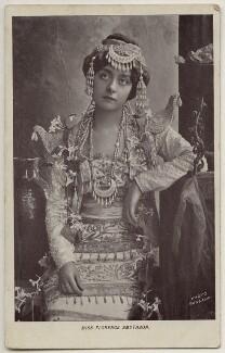 Florence Smithson as Chandra Nil in 'Blue Moon', by Bassano Ltd - NPG x198026