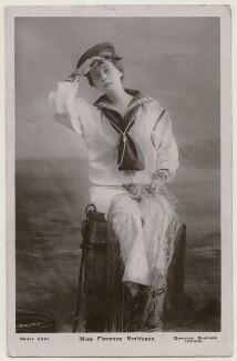 Florence Smithson, by Bassano Ltd, published by  Davidson Brothers - NPG x198034