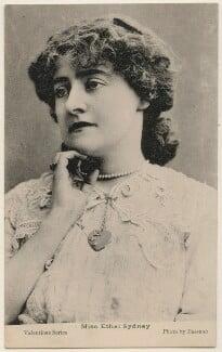 Ethel Sydney (Ethel Beatrice Hall (née Lloyd, later Gaskell)), by Bassano Ltd - NPG x198048