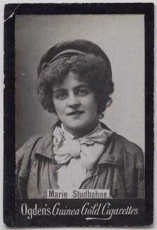 Marie Studholme (Marion Lupton), published by Ogden's - NPG x197016