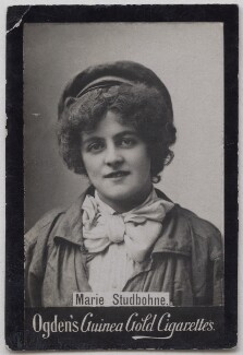 Marie Studholme, published by Ogden's - NPG x197016