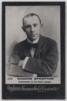 Eugene Stratton, published by Ogden's - NPG x197022