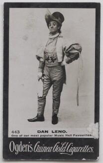 Dan Leno, published by Ogden's - NPG x197023
