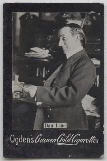 Dan Leno, published by Ogden's - NPG x197024