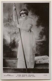 Gertie Millar, by Bassano Ltd, published by  J. Beagles & Co - NPG x198074
