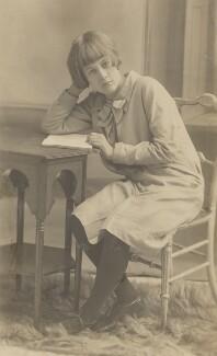 Ann Davies Synge (née Stephen), by Unknown photographer - NPG Ax160898