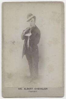 Albert Chevalier, by Bertram Chevalier - NPG x138167