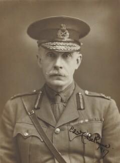 Sir Edward Cecil Bethune, by Bassano Ltd - NPG x194030