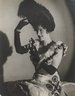 Beatrice Gladys Lillie (Lady Peel) in 'The Show is On', by Unknown photographer - NPG x194036