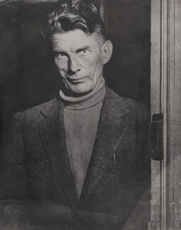 Samuel Beckett, by Unknown photographer - NPG x194046