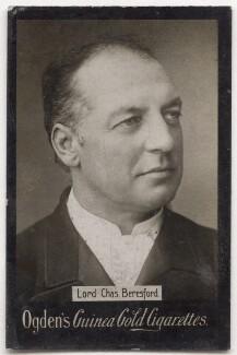 Charles William de la Poer Beresford, Baron Beresford, published by Ogden's - NPG x197049