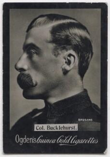 John Fielden Brocklehurst, 1st Baron Ranksborough, by Alexander Bassano, published by  Ogden's - NPG x197053