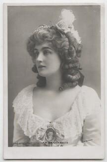Dame (Florence) Lilian Braithwaite, by Bassano Ltd, published by  Rotary Photographic Co Ltd - NPG x138186