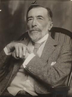 Joseph Conrad, by Malcolm Arbuthnot - NPG x194069